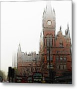 Kings Cross Metal Print