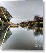 Kingsbridge Reflections  Metal Print