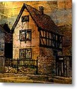 Kirch Gons Metal Print