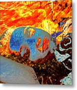 Kisses From The Other Side Metal Print
