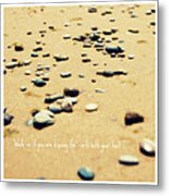Kissing The Earth Metal Print
