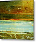 Kitchen Abstract Metal Print