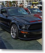 Kitt 2008 Metal Print by Tommy Anderson