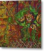 Klimt Honor Metal Print