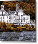 Klyemore Abbey Metal Print