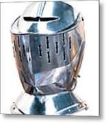 Knight's Armor Metal Print