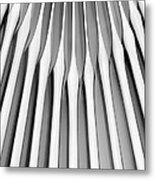 Knives II Metal Print by Natalie Kinnear