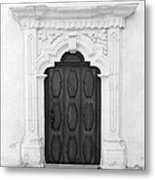 Knock And It Shall Be Opened Metal Print