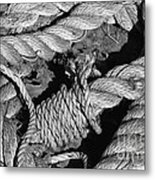 Knotted 2 Metal Print
