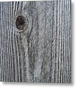 Knotty Plank #3a Metal Print