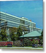 Knoxville City County Building Metal Print