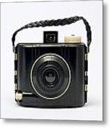 Kodak Baby Brownie Metal Print