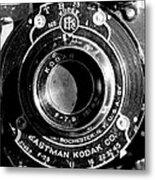 Kodak Brownie 2 Metal Print
