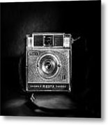 Kodak Brownie Fiesta Metal Print