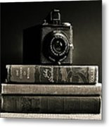 Kodak Brownie Special Six-16 Metal Print