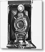Kodak No. 2 Folding Autographic Brownie Camera Metal Print