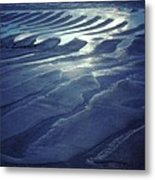 Koh Phang-an Sand And Sea Serenity - Thailand Metal Print