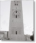 Koutoubia Mosque Metal Print