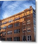 Kress Bldg.  Metal Print