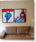 Kt Install Giclees Metal Print