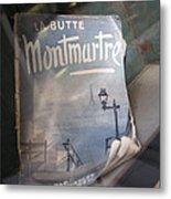 La Butte Metal Print