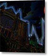 La Cathedrale D'art Celeste Metal Print