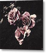 Le Langage Des Fleurs Metal Print