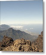 La Palma Metal Print by Peter Cassidy