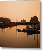 La Push In The Afternoon Metal Print