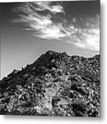 La Quinta Early Morning Metal Print