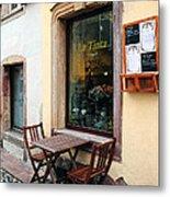 La Tinta Cafe Metal Print