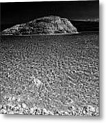 Lac Assal In Djibouti Metal Print