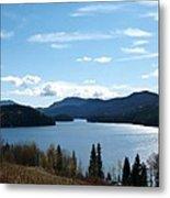 Lac Des Roches Metal Print