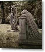 Ladies Of Sorrow Metal Print