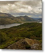 Ladies View Lakes Of Killarney Ireland Metal Print