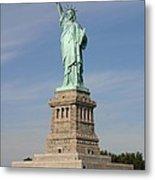 Lady Liberty 04 Metal Print