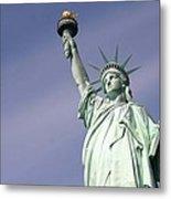 Lady Liberty 08 Metal Print