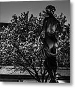 Lady Of The Night Metal Print