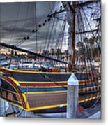 Lady Washington Metal Print