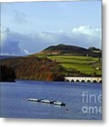 Ladybower Reservoir Metal Print