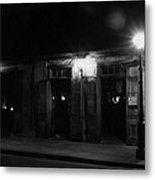 Lafitte's Blacksmith Shop Metal Print