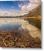 Lago Di Annone Metal Print