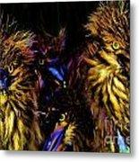 Lago Titicaca Birds Metal Print