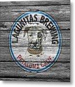 Lagunitas Brewing Metal Print