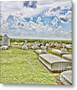 Laid To Rest Metal Print