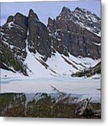 Lake Agnes #2 Metal Print