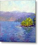 Lake Arrowhead Metal Print