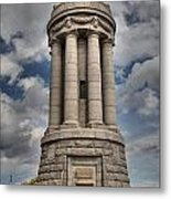 Lake Champlain Lighthouse Metal Print