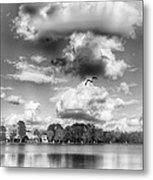 Lake De Soto Metal Print