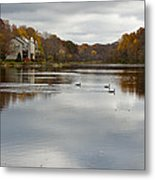 Lake Elkhorn Metal Print